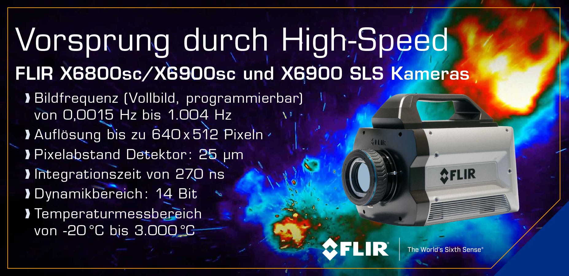 FLIR X6800sc/X6900sc/SLS