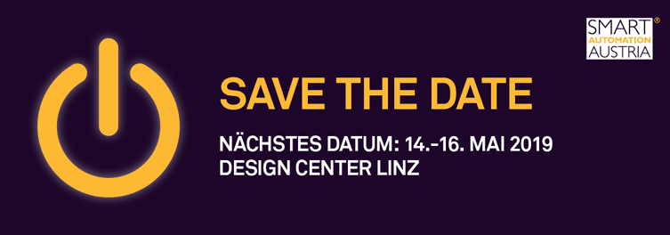 Save the Date - Smart Linz 2019